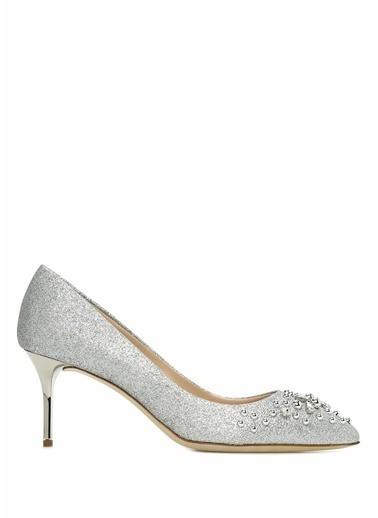 Giuseppe Zanotti Ayakkabı Gümüş